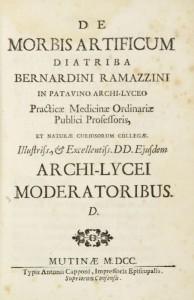 Bernardini Ramazzini