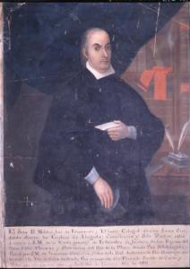 Melchor José de Foncerrada y Ulibarri, alcalde de corte, oidor y auditor de guerra